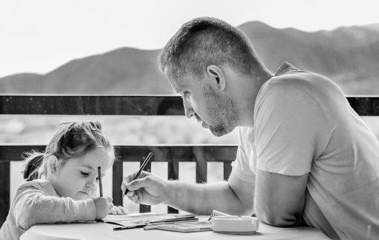 Deutsche Eltern wollen Trennungskinder gemeinsam betreuen