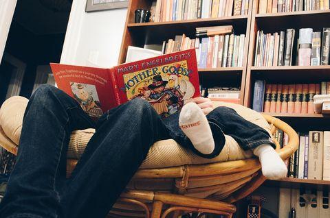 Väter und Lesen - Was wir aus der IGLU Studie lernen können